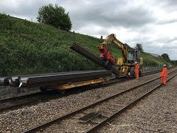 پاورپوینت اصول مهندسی راه آهن Fundamentals of Railway Engineering  بخش دوم در 51 اسلاید خط و دستگاه خطوط مکانیک خط طرح هندسی قوس ها در راه آهن  اصول مهندسی راه آهن