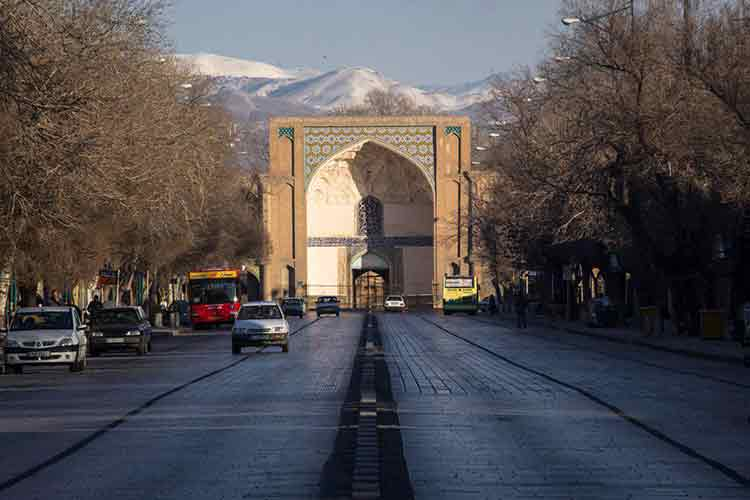 برنامه توسعه راهبردی قزوین طرح CDS قزوین