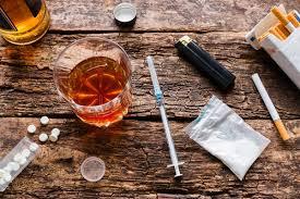 مخدر مواد مخدر اعتیاد معتاد سیستم عصبی  آمفتامین کافئین نیکوتین