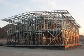 پاورپوینت ساختمان پیش ساخته دو طبقه LSF و انواع روش های سازه نگهبان سازه ها از پروفیل های گالوانیزه با مقاطع خاص دیواره داخلی از پانل های كناف با پوشش رنگ یا كاغذ دیواری دیواره خارجی از سمنت بورد با پوشش دلخواه خریدار